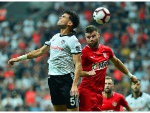 Spor Toto Süper Lig: Beşiktaş: 2 - Antalyaspor: 3 (Maç sonucu)