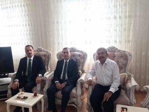 Zile Belediye Başkanı Vidinel Malazgirt'te