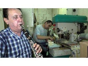 Dünyanın en iyi klarnet kamışı Nazilli'de üretiliyor
