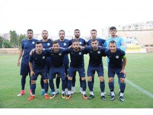 Dostluk maçında Karaköprü Belediyespor, Tarsus'u yendi