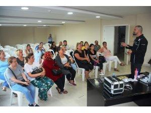 İzmit'de kuaförlere eğitim
