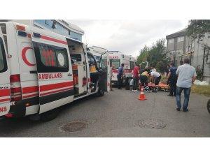 Esenyurt'ta kadınlara sokak ortasına silahlı saldırı