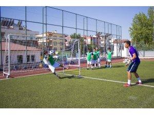 Kepez'den Antalyaspor'a kaleci transferi