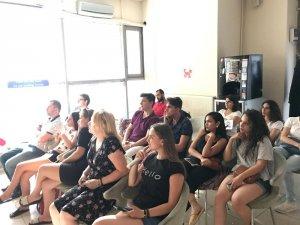 Speaking Kafe'de Hırvatistan kültürü yaşatıldı