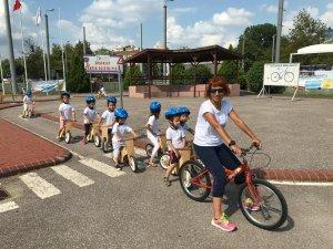 Bisiklet yaz okuluna yoğun ilgi