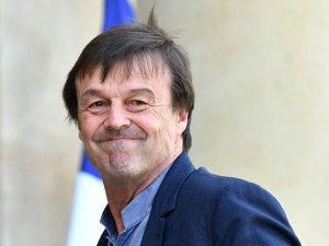 Fransa Çevre Bakanı Hulot istifa etti