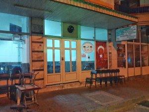 Lokale pompalı saldırı: 2 yaralı