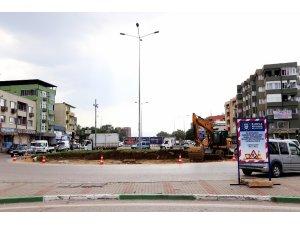 Bursa'da trafik rahatlıyor