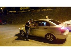 Kilis'te jandarma trafik uygulamaları sıklaştırdı