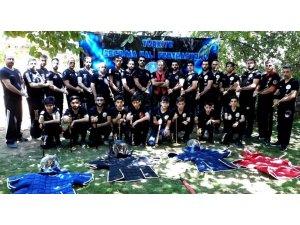 Türkiye Escrima Kali Federasyonu Malatya'da toplandı