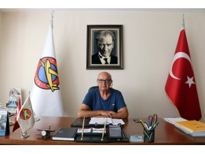 THK Mersin Şubesi deri toplamada Türkiye 3'üncüsü oldu
