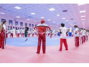 Selçuklu'da yaz spor okulları sona eriyor
