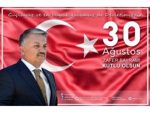 Vali Yazıcı'dan 30 Ağustos mesajı