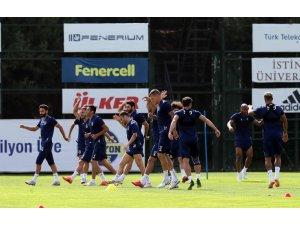 Fenerbahçe, Kayseri hazırlıklarını sürdürdü