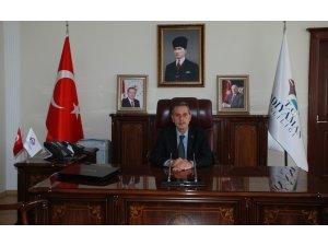 Vali Nurullah Naci Kalkancı 30 Ağustos Zafer Bayramını kutladı
