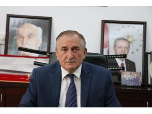 """Bolu Belediye Başkanı Alaaddin Yılmaz: """"Bu sene 10 buçuk ton bağış sağlanmıştır"""""""