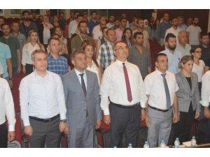 Sağlıkçılar hastalara daha verimli hizmet için Mardin'de buluştu