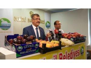 Çivril 22. Uluslararası Elma, Tarım ve Kültür Festivali'ne hazırlanıyor