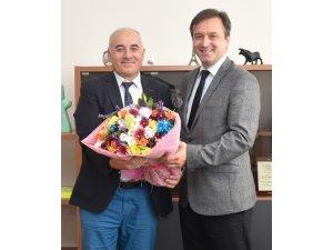 ESOGÜ Turizm Fakültesi yeni dekanı görevine başladı
