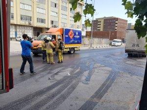 Halkalı'da kimyasal madde paniği: 1'i çocuk 2 yaralı