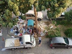 Kuşadası Belediyesinden çöp açıklaması