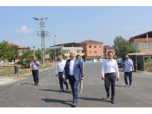 """Başkan Togar: """"Tekkeköy'e çağ atlattık"""""""