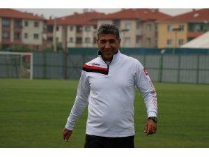 """Sait Karafırtınalar: """"Bir an önce Süper Lig'de mücadele etmek istiyoruz"""""""