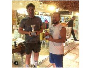 Kuşadası Tenis Yaz Kupasının Şampiyonu Söke'den