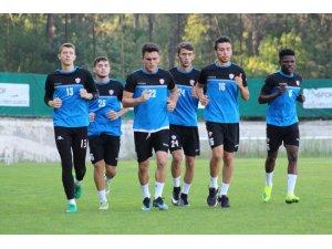 Karabükspor'da Eskişehirspor maçı hazırlıkları başladı