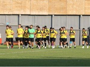 Osmanlıspor'da Gençlerbirliği maçı hazırlıkları başladı