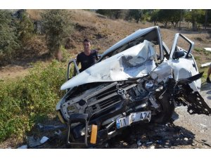 Bilecik'teki kazada ağır yaralanan sürücü hayatını kaybetti