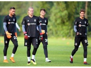 Beşiktaş'ta Partizan maçı hazırlıkları başladı