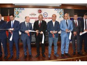 Eximbank Çorlu irtibat bürosu açıldı