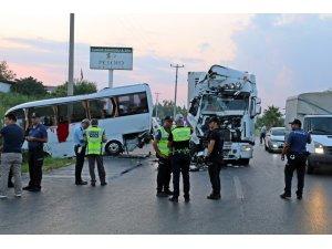 Antalya'daki kazada yaralanan Rus turistlerin kimlikleri belli oldu