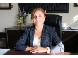 Varto'nun ilk kadın Mal Müdürü Kara göreve başladı
