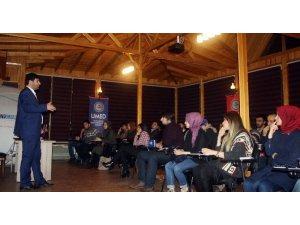 Filistin UMED Medya Akademisi açılıyor