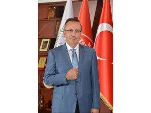 Nevşehir Belediye Başkanı Seçen, 30 Ağustos Zafer Bayramı mesajı yayımladı
