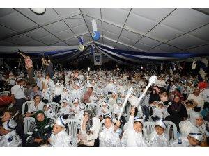 Ankara Büyükşehir toplu sünnet şölenine ev sahipliği yapıyor