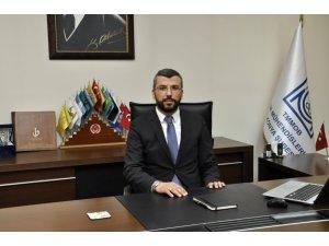 """MMO Konya Şube Başkanı Altun: """"Tarihimizle gurur duymak en tabii hakkımızdır"""""""