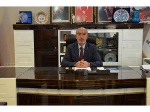 """AK Parti İl Başkanı Angı: """"Ülkemiz muasır medeniyetlerin üzerine çıkma hedefine çok yakın"""""""