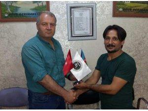Asimder Başkanı Gülbey, Başkan Kaya'yı ziyaret etti