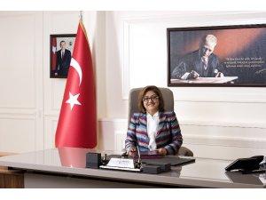 Fatma Şahin'den Zafer Bayramı mesajı
