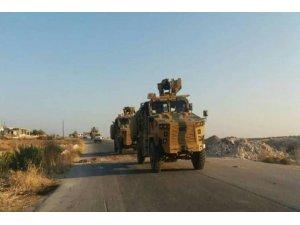 TSK'dan İdlib ve Hama'ya askeri takviye