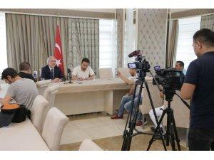 Başkan Kamil Saraçoğlu: Kütahyaspor'un yanında olmaya devam edeceğiz