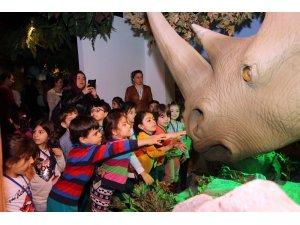 Evrensel Değerler Çocuk Müzesi 23 bin 494 çocuk ağırladı