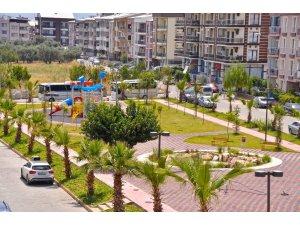 Kemalpaşa'da 15 Temmuz Şehitler Parkı hizmete açıldı