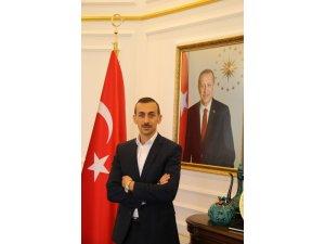 Başkan Çiçekli'den 30 Ağustos Zafer Bayramı mesajı