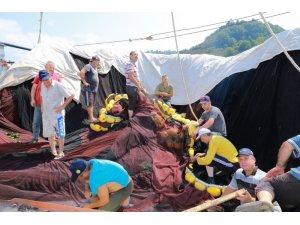 Fatsalı balıkçılar 'Vira Bismillah' demeye hazır