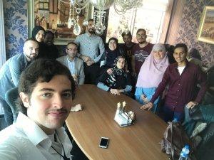 Misafir öğrenciler Malazgirt'teydi