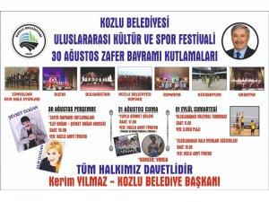 30 Ağustos Zaferi, Kozlu'da coşkuyla kutlanacak